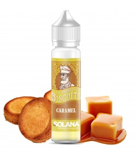 CARAMEL 50 ML - La Fabrique à biscuits Solana