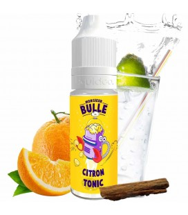 LIMONADE CITRON TONIC - Monsieur Bulle Liquideo