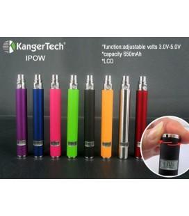 Batterie ipow VV 650 mAh (Kanger)