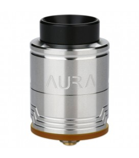 AURA RDA CHROME – DIGIFLAVOR