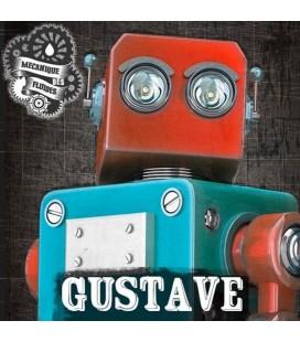 GUSTAVE – LES ROBOTS