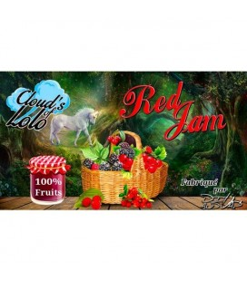 RED JAM – ARÔME CLOUD'S OF LOLO