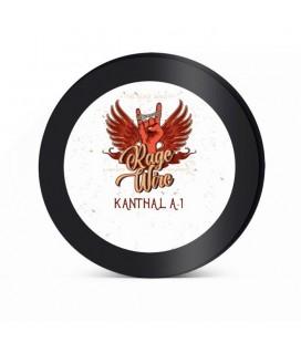 FIL RÉSISTIF KANTHAL 26ga – RAGE WIRE