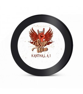 FIL RÉSISTIF KANTHAL 24ga – RAGE WIRE