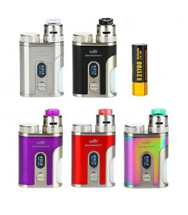 ISTICK PICO SQUEEZE 2 + CORAL 2 RDA 4000mAh KIT COMPLET - ELEAF
