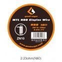 FIL RESISTIF MTL CLAPTON WIRE 10FT - Geek Vape
