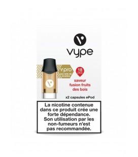 CAPS EPOD FRUIT DES BOIS 18MG - Vype