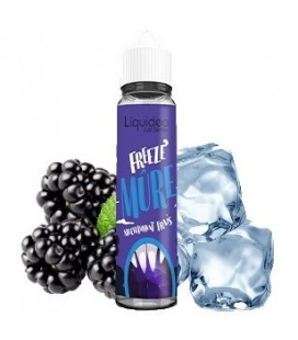 FREEZE MÛRE 50ML - Liquideo